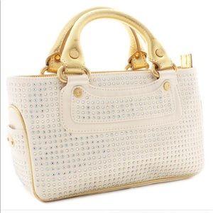 ❣️Céline ❣️Boogie Mini Rhinestone bag Handbag